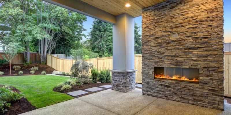 domowe patio