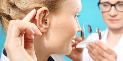 pogorszenie sluchu